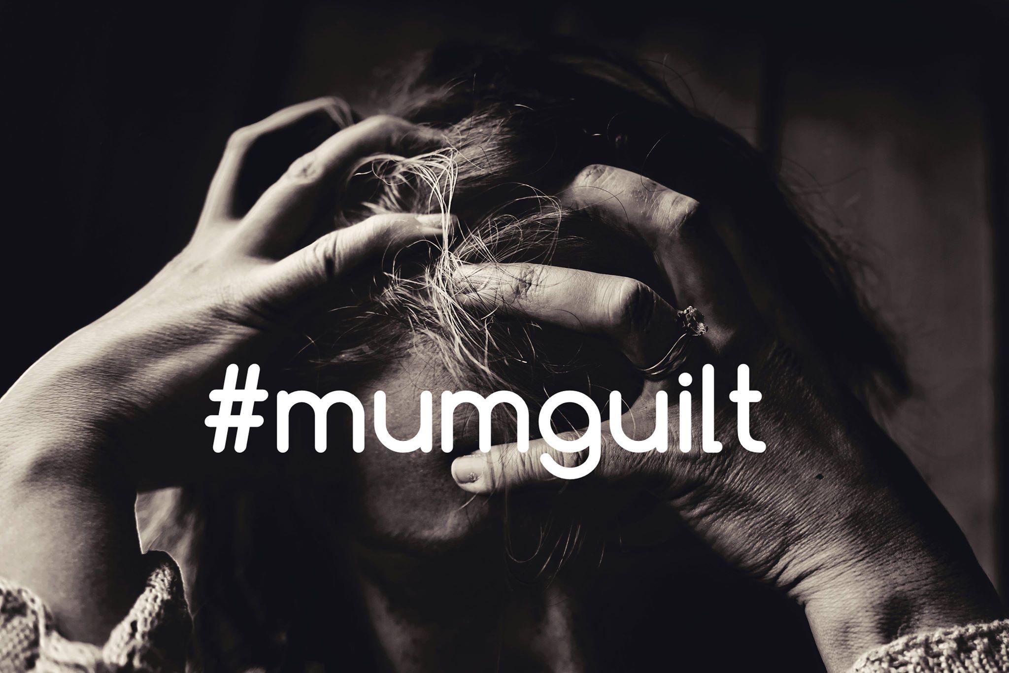 Mum-guilt Pic